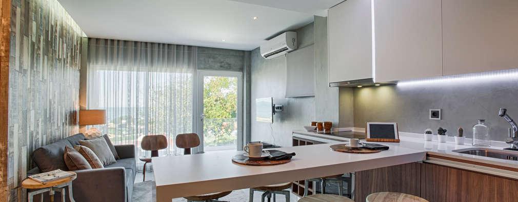 8 Ideas para integrar la cocina y el comedor ¡con mucho estilo!