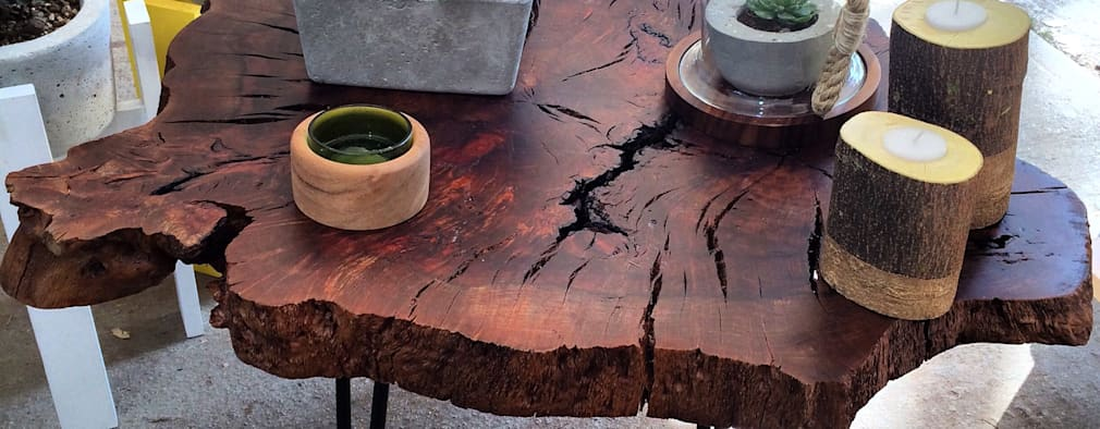 Decoración con muebles de pino