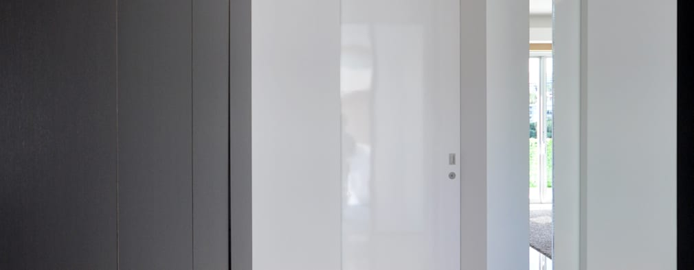 門一級建築士事務所의  복도 & 현관
