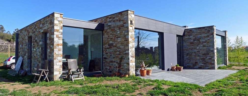 Una casita r stica moderna y minimalista for Casa minimalista definicion