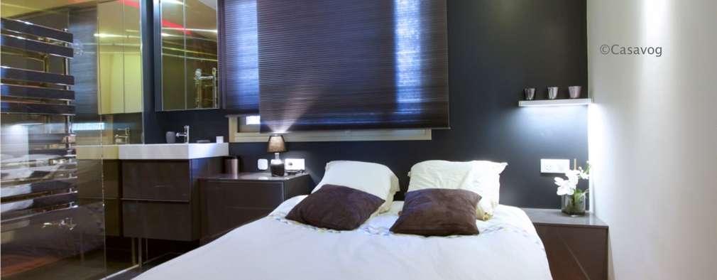 Casavog: modern tarz Yatak Odası