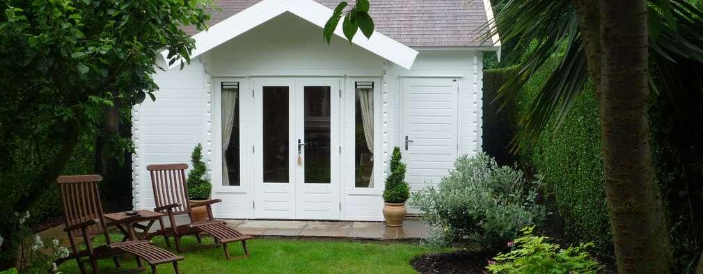 Jardin de style de style Colonial par Garden Affairs Ltd
