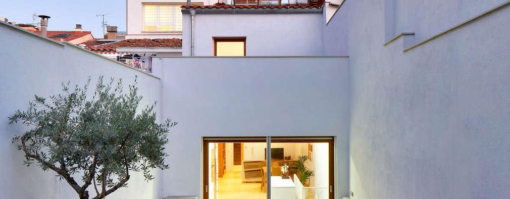 บ้านและที่อยู่อาศัย by Vallribera Arquitectes