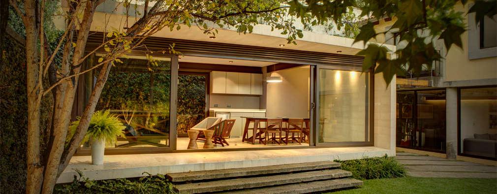 บ้านและที่อยู่อาศัย by RIMA Arquitectura