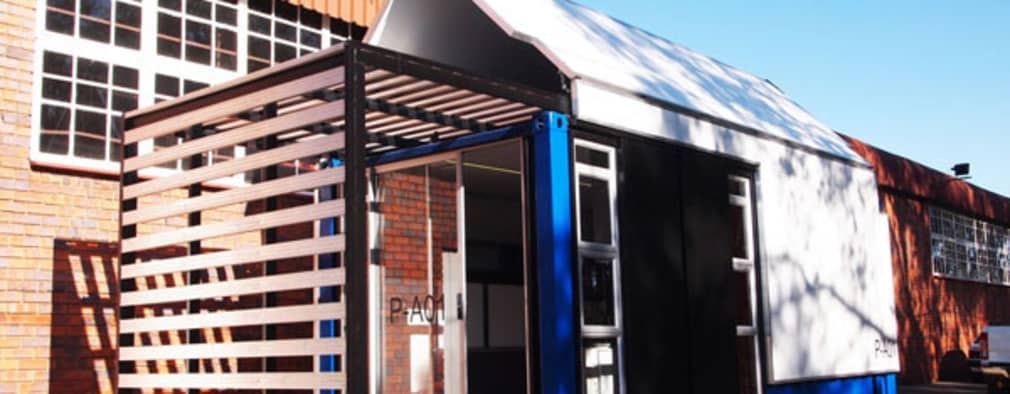 moderne Huizen door A4AC Architects