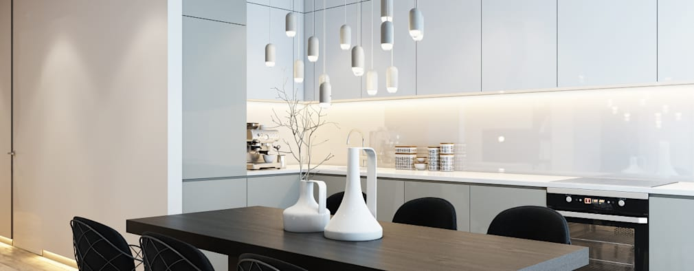 minimalistic Kitchen by homify