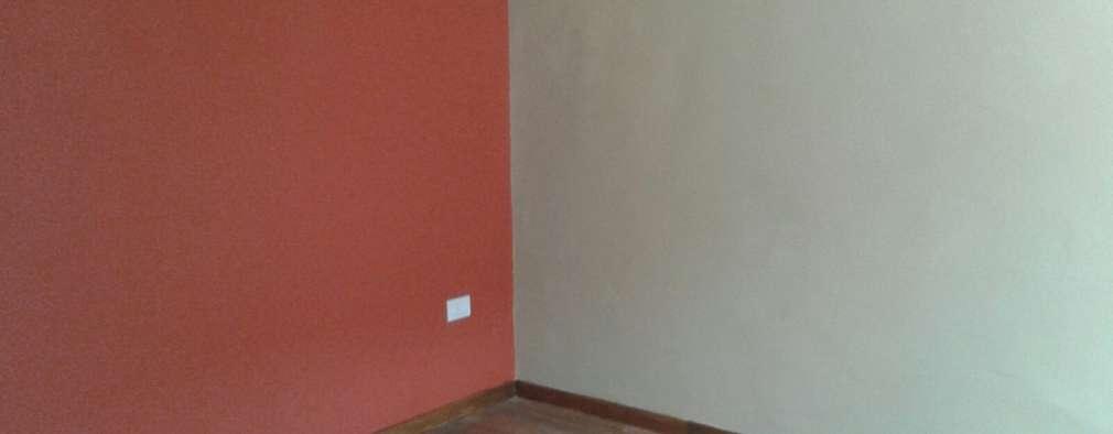 14 errores imperdonables que cometemos al pintar paredes - Ideas para pintar un piso ...