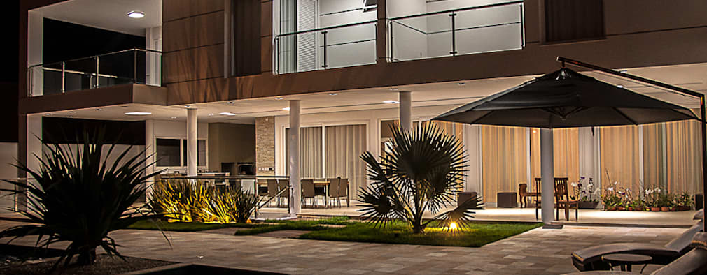 Patios & Decks by A/ZERO Arquitetura
