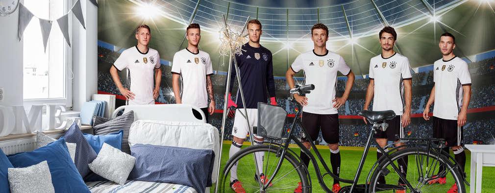 Fototapete DFB - Unsere Nationalmannschaft 01:   von K&L Wall Art