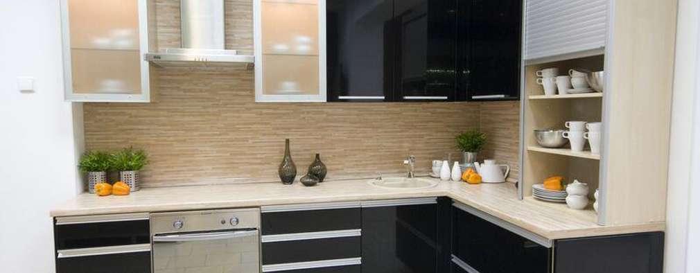 Cocinas de estilo  por Dream space Interiors