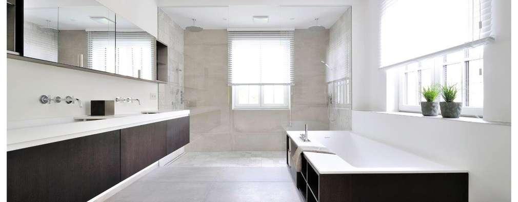 浴室 by Heerwagen Design Consulting