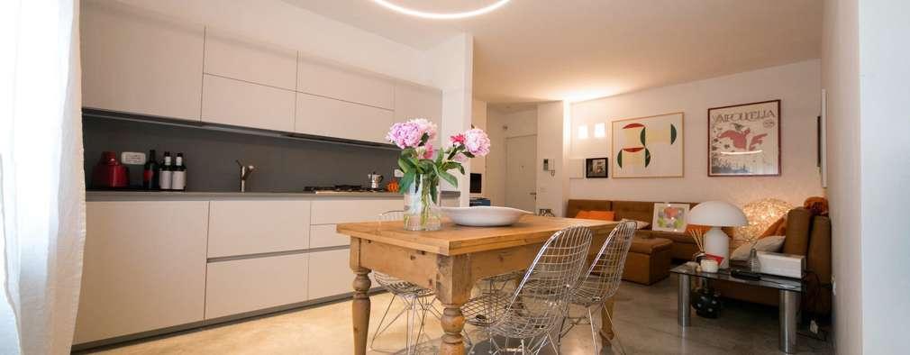 modern Kitchen by PADIGLIONE B