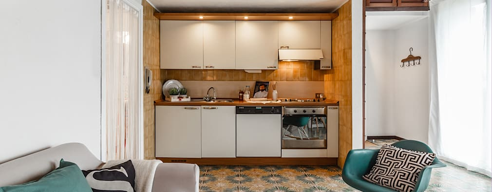 modern Kitchen by Boite Maison
