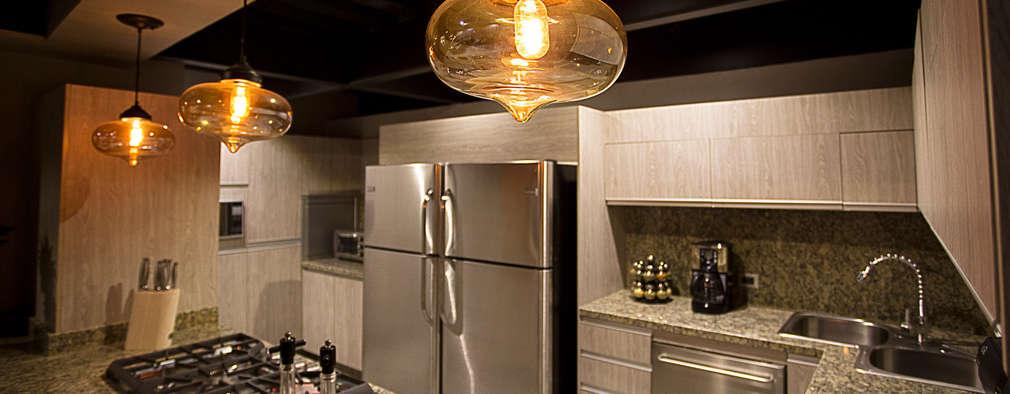 11 mesones de mármol blanco para que tengas una cocina preciosa