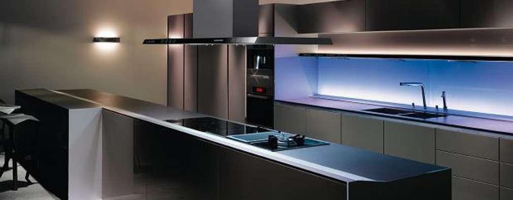 modern Kitchen by KDE - Küchen Design Essen