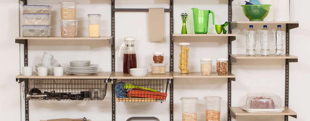 Cozinhas modernas por Espacio al Cuadrado