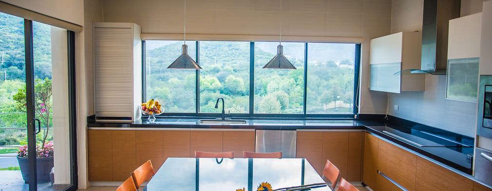 Dapur by ICAZBALCETA Arquitectura y Diseño