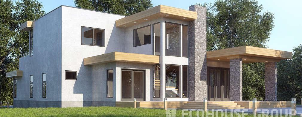 บ้านและที่อยู่อาศัย by EcoHouse Group