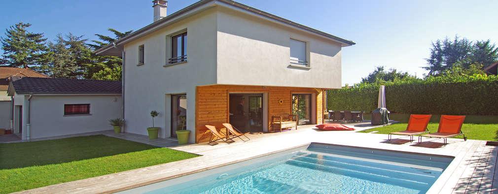 una casa fuori tradizionale ma dentro di design