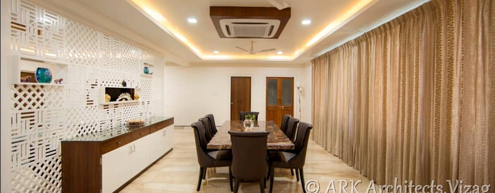 A Beautifully Furnished Duplex In Visakhapatnam