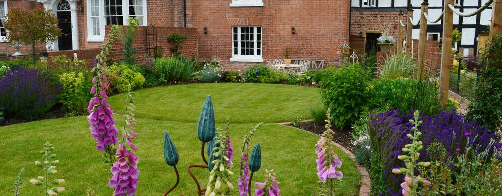 14 astuces pour avoir un beau jardin la port e des jardiniers d butants. Black Bedroom Furniture Sets. Home Design Ideas