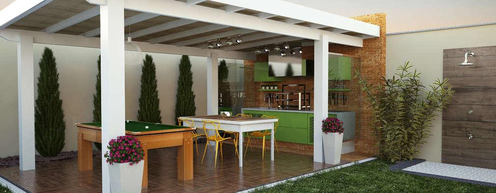 Patios & Decks by canatelli arquitetura e design