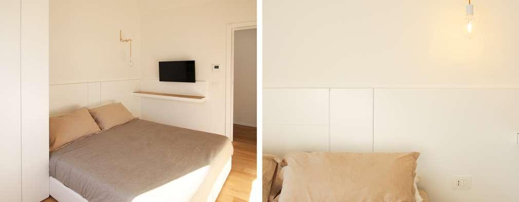 Dormitorios de estilo minimalista por studioSAL_14