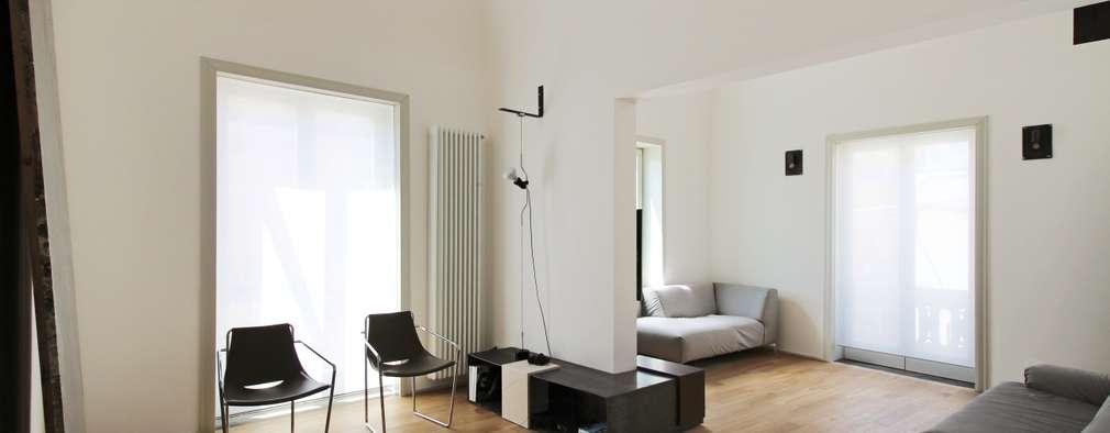 Salones de estilo minimalista de studioSAL_14