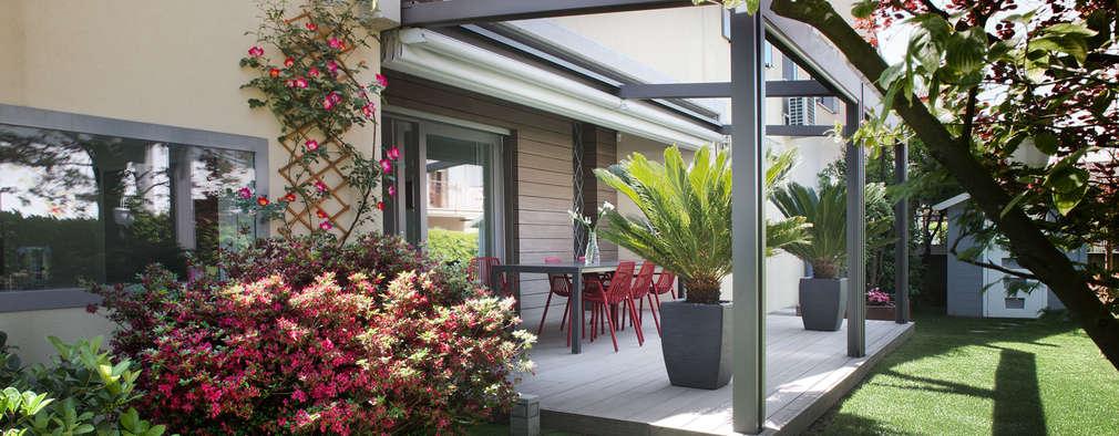 Terrasse aus holz gestalten gemutlichen ausenbereich  19 gemütliche Sitzgelegenheiten für den Garten