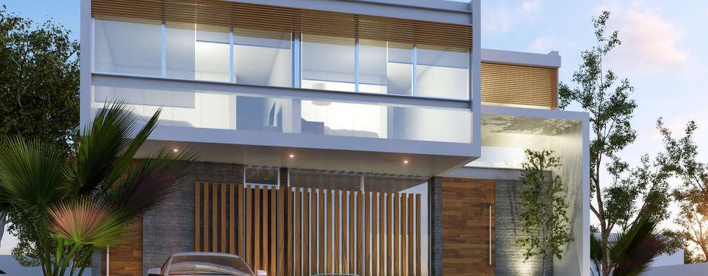 20 tolle Fassaden in 3D, die dich inspirieren, dein Traumhaus zu ...
