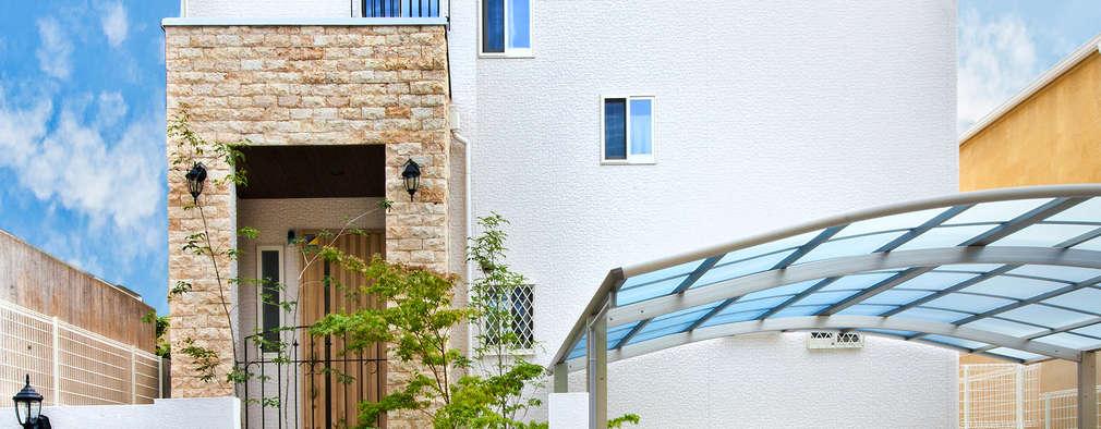 บ้านและที่อยู่อาศัย by 遊友建築工房