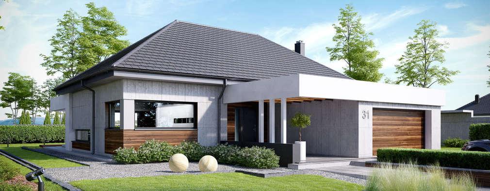 10 case da sogno super economiche for Case in stile mattone