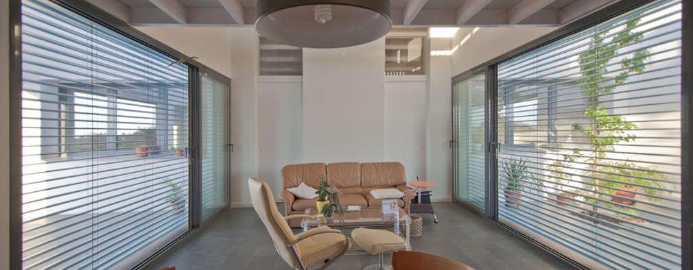 Projekty,  Salon zaprojektowane przez MapOut