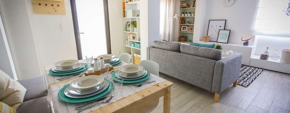 Ideas de decoraci n para casas peque as pero modernas for Decoracion de casas pequenas minimalistas