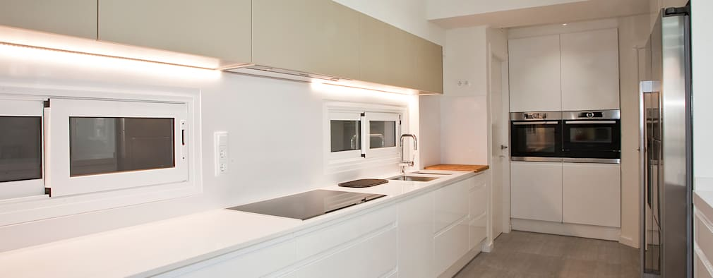 مطبخ تنفيذ Grupo Inventia