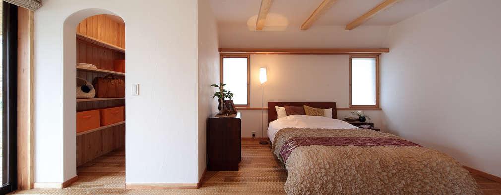 臥室 by 四季の住まい株式会社