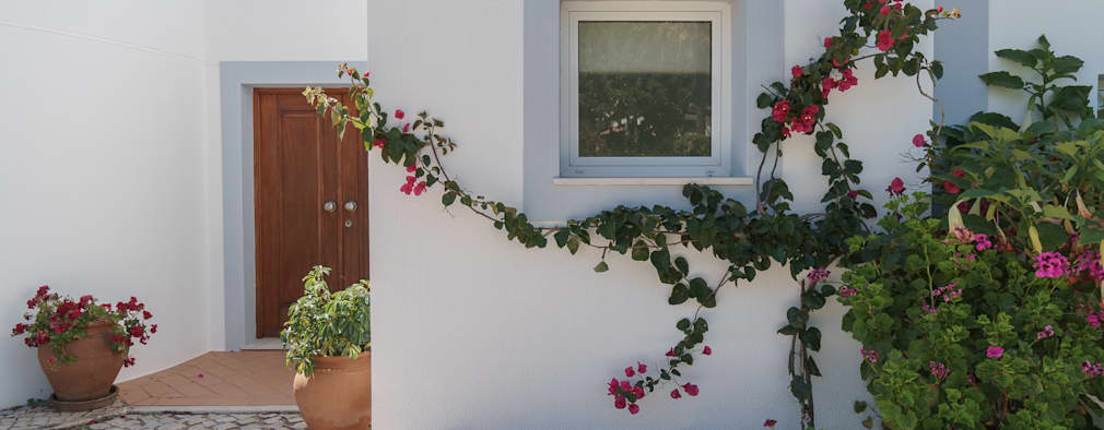 14 jardins pequenos para decorar a frente da sua casa for Decorar jardin pequeno frente casa