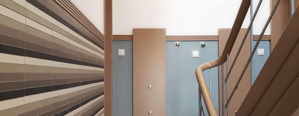 Corridor & hallway by ARCHDESIGN   LX