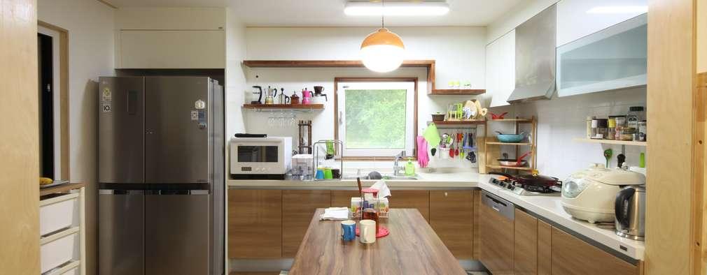 廚房 by 위드하임