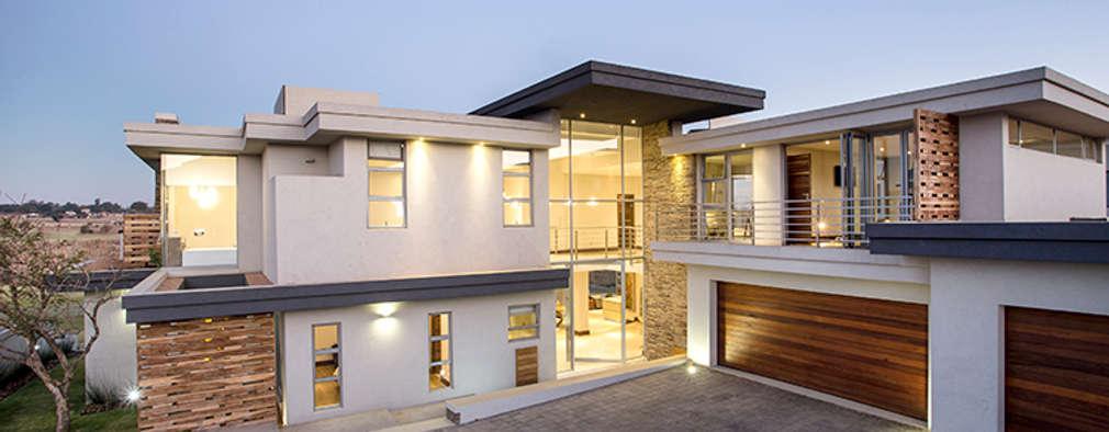 modern Houses by FRANCOIS MARAIS ARCHITECTS