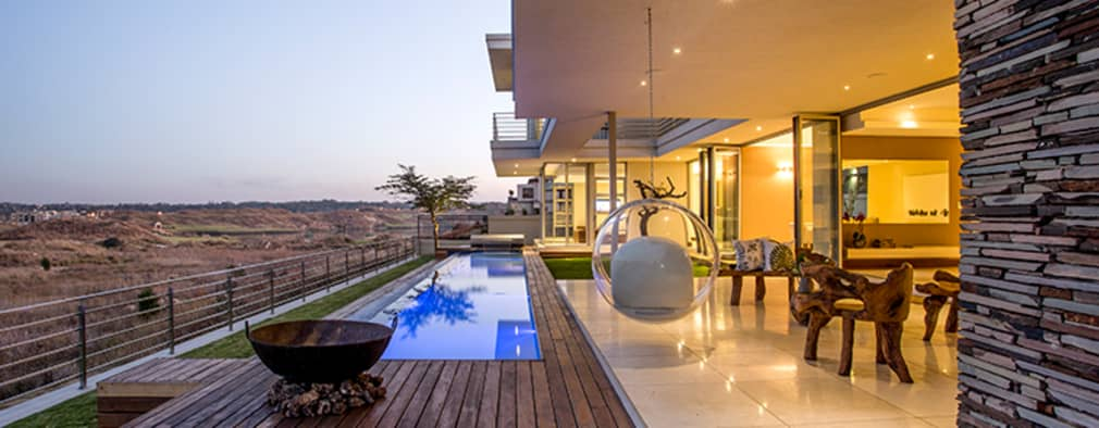 modern Pool by FRANCOIS MARAIS ARCHITECTS