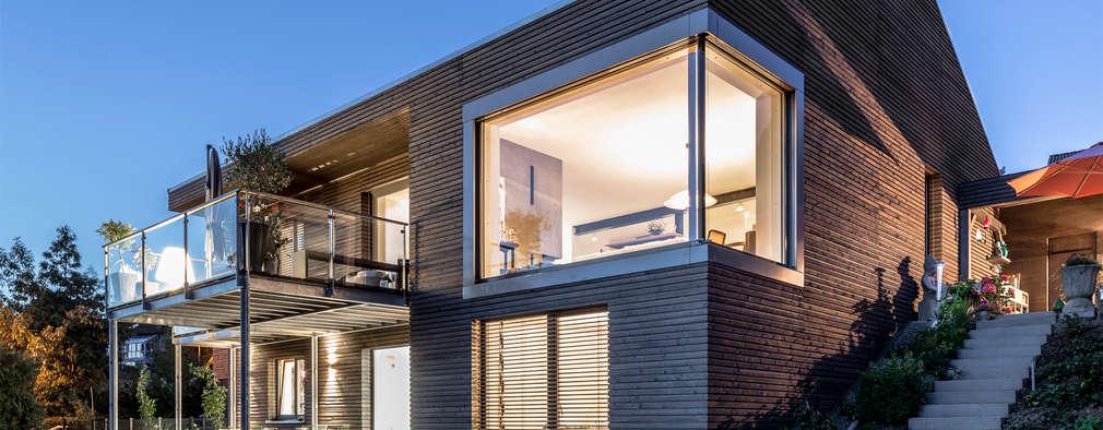 บ้านและที่อยู่อาศัย by RK Next Architekten