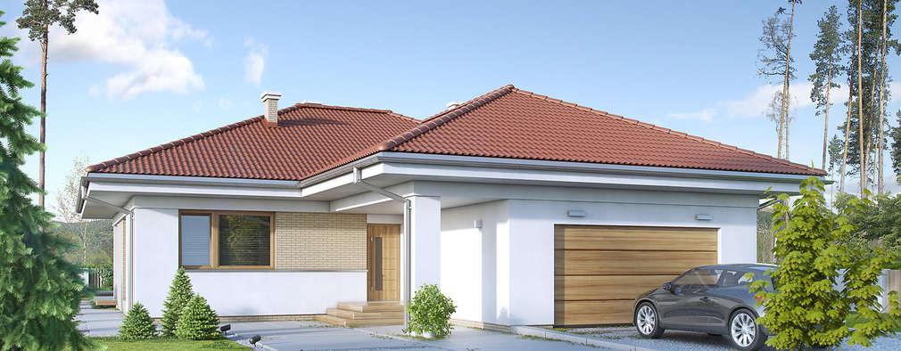 10 planos donde sacar ideas para tu casa de un piso for Proyectar tu casa