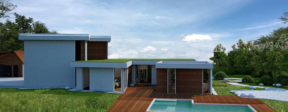 modern Houses by Fabio Carria