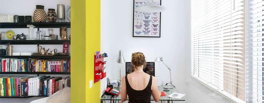 scandinavian Study/office by Egue y Seta