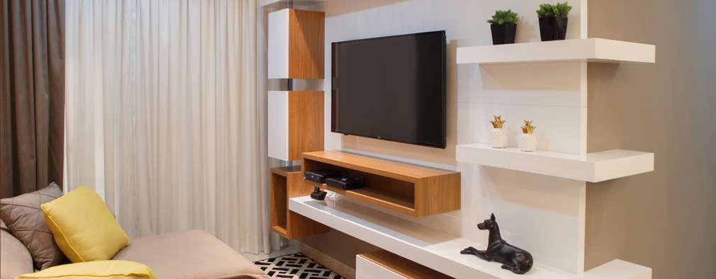Phòng giải trí by Only Design de Interiores