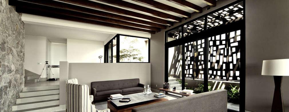 Ruang Keluarga by VMArquitectura