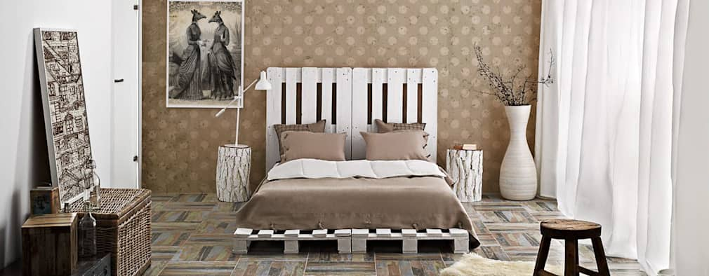 16 ideias criativas para inovar a cabeceira da cama - Forrar cabecero de cama ...