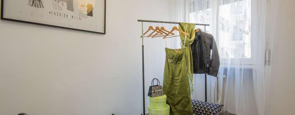غرفة الملابس تنفيذ Flavia Case Felici