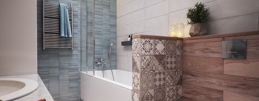 15 baños pequeños que te inspirarán a renovar el tuyo